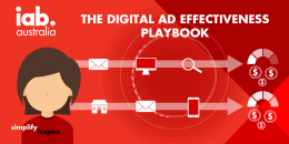 IAB Digital Ad Effectiveness Playbook - Dec. 17