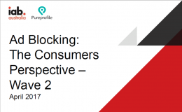 Ad Blocking:The Consumers Perspective – Wave 2