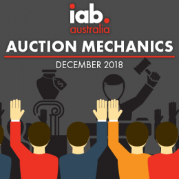 Auction Mechanics - Dec. 2018