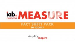 Digital Fact Sheet Pack for MeasureUp Conference