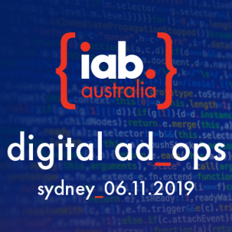 IAB Digital Ad Ops Conference - Sydney
