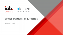 Device Ownership & Trends - Jan. 2019