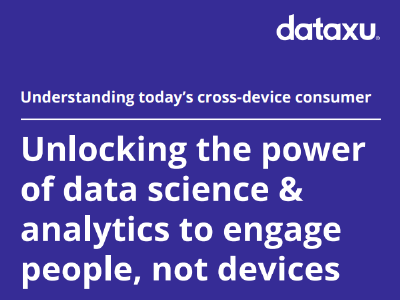 dataxu: Understanding today's cross-device consumer
