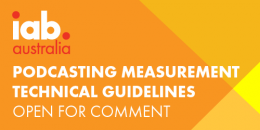 Podcasting Measurement Technical Guidelines – Open For Comment