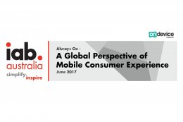 A Global Perspective of Mobile Consumer Experience - June 2017