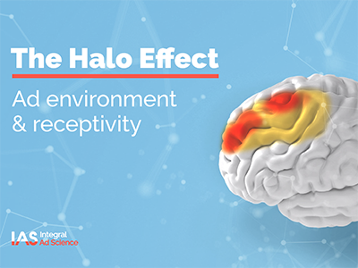 IAS: The Halo Effect: Ad Environment & Receptivity