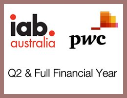 IAB PwC Online Advertising Expenditure Report: Q2 and Full Financial Year 12/13