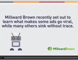 Millward Brown: The Road to Viral Success - video