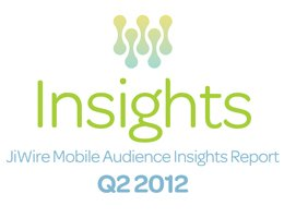 JiWire: Mobile Audience Insights Report - Q2 2012