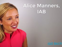 ad:tech interviews Alice Manners on developments in interactive advertising