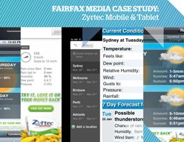 Fairfax Media Case Study: Zyrtec Mobile & Tablet