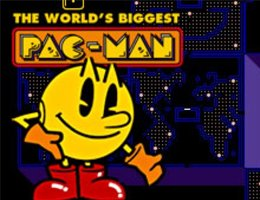 Soap snares Creative Showcase win with world's biggest PAC-MAN