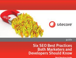 Sitecore: Six SEO Best Practices Both Marketers and Developers Should Know