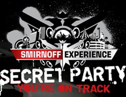 The Smirnoff Experience Secret Party