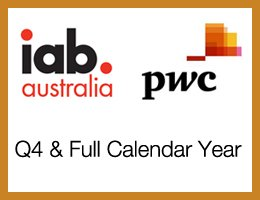 IAB Australia: Quarter ended December and full Calendar Year 2008