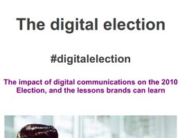 IAB UK: The digital election