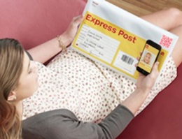 "Clemenger BBDO wins Creative Showcase 8.4 with ""Australia Post Video Stamp"" campaign"