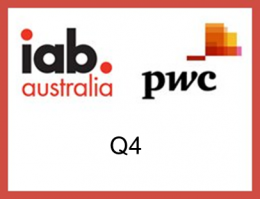 IAB Australia: Quarter ended December 2013