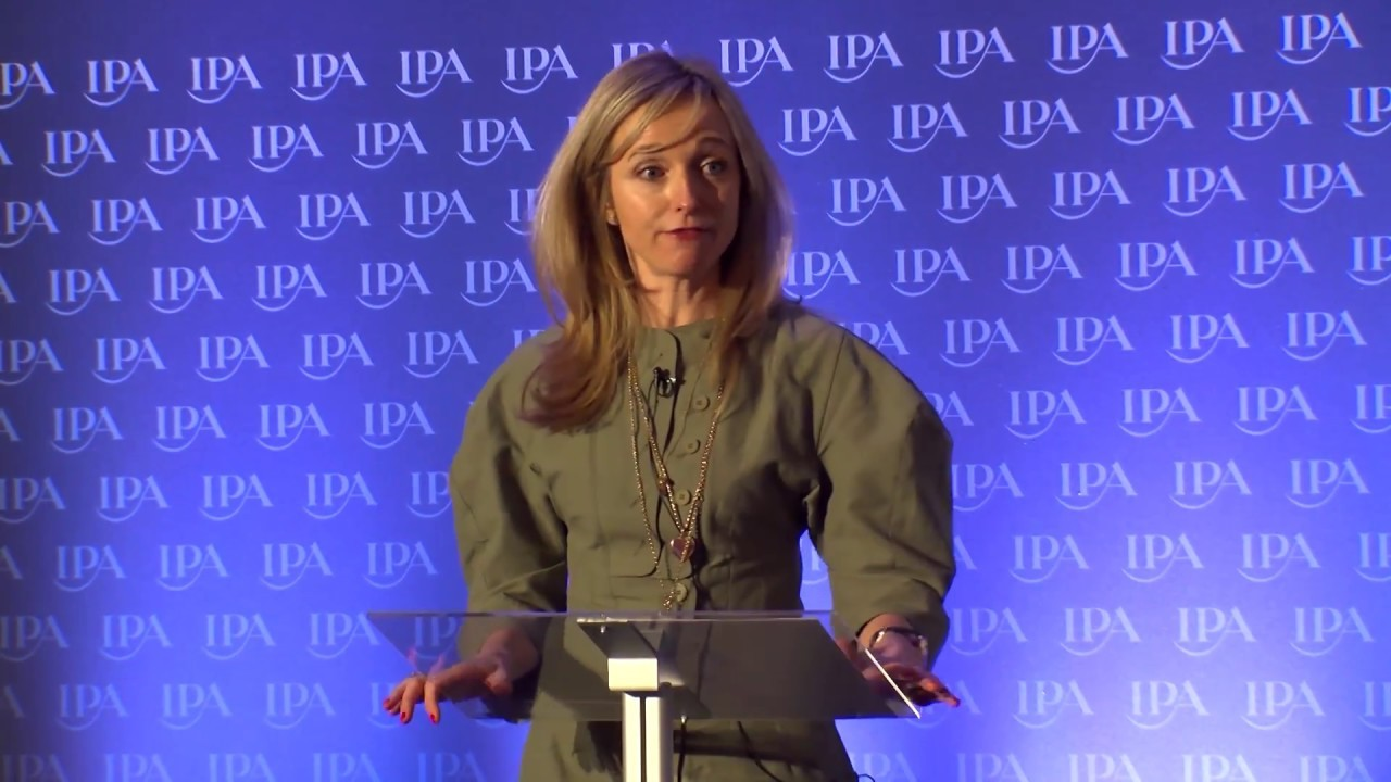 'Our New Colleagues' - The Magic and the Machines – Inaugural Speech from new UK IPA President