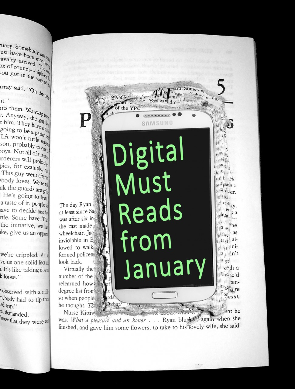 Article Watch January - 'Must Reads'