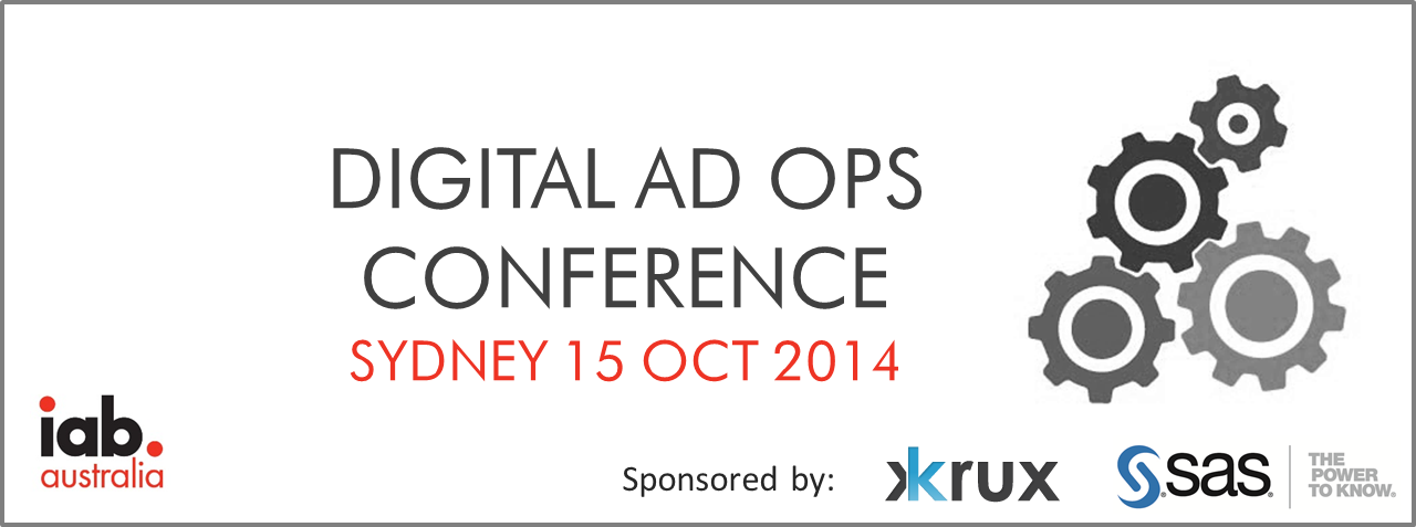 ad ops conference logo